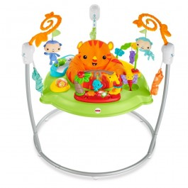 Fisher-Price CHM91 Roaring Rainforest Jumperoo