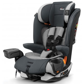Chicco MyFit Zip Air 2-in-1 Harness + Booster Car Seat-Q Collection