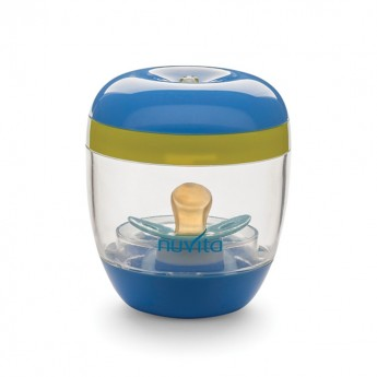 NUVITA MellyPlus 2 UV Steriliser for pacifiers, teats and bottles interiors