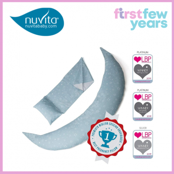 Nuvita Dream Wizard Preg/Breast Feeding Pillow 10 In 1