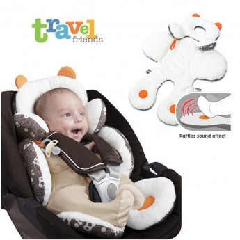 Benbat 3 in 1 Infant Head & Body Support 0-12 Months