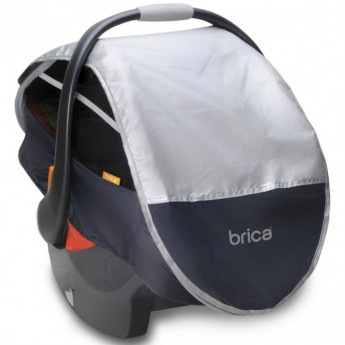 Brica Infant Car Seat Canopy