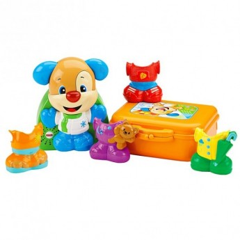 Fisher-Price Laugh & Learn Dress & Go Puppy