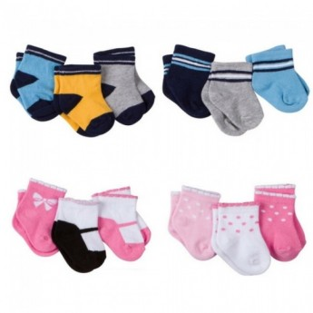 Gerber 6-Pack Novelty Socks