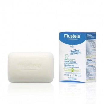 Mustela Gentle Soap With Cold Cream 150g