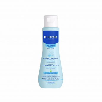 Mustela No Rinse Cleansing Water 100ml