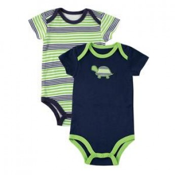 Yoga Sprouts Bodysuits - 2 pack
