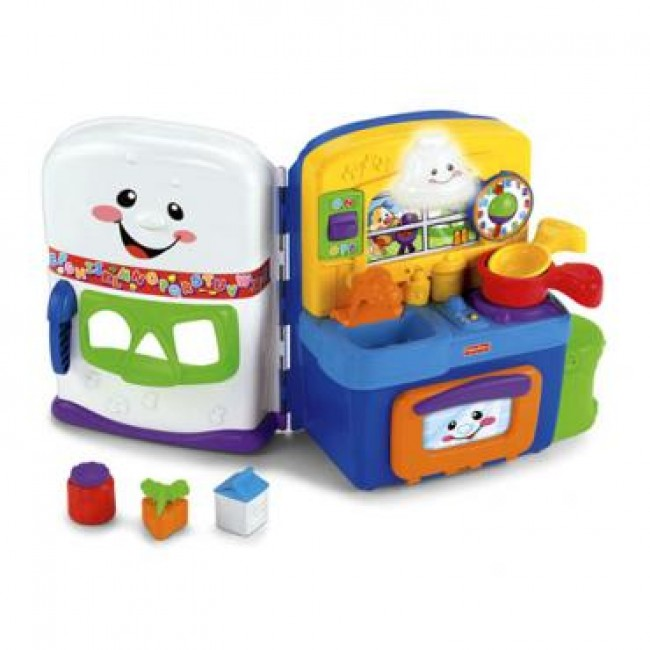 FISHER PRICE Laugh And Learn Learning Kitchen · Zoom