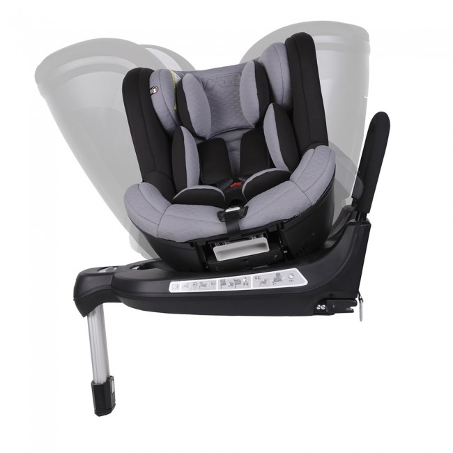 Mountain Buggy Safe Rotate Convertible Car Seat Infant To Toddler