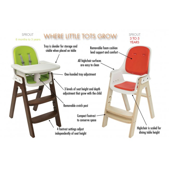 Oxo Tot Sprout Chair Oxo Tot M O Brand