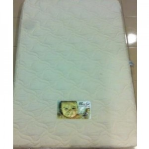 Fibrelux Baby Mattress With Zipper (120cm X 62cm X 7.5cm)