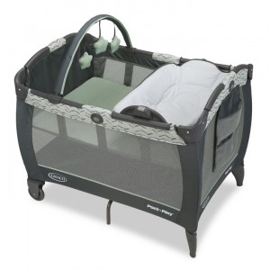 GRACO Pack 'n Play with Reversible Napper & Changer
