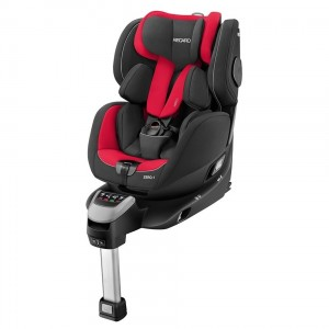 RECARO Zero 1 R129 i-Size with 360 Spin-Racing Red