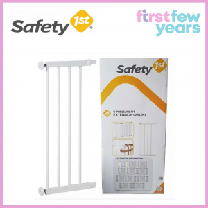 Safety 1st Gate Extension - White 28cm