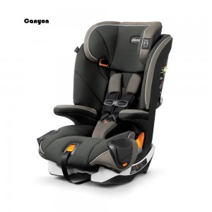 Chicco MyFit Harness + Booster Car Seat-Canyon