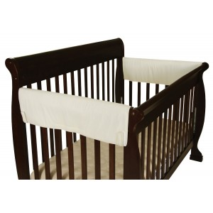 LEACHCO Easy Teether XL Side Crib Rail Cover