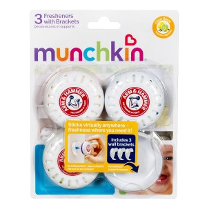 Mumchkin Arm & Hammer™ Fresheners With Brackets
