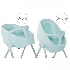 Chicco Bath Seat Bubble Nest-Dusty Green