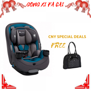 Safety 1st GrowNGo 3n1 Convertible Car Seat