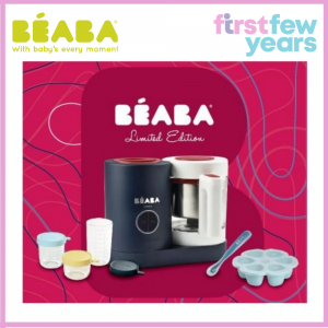 Beaba Babycook Neo French Touch Bundle Pack