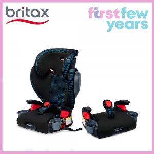 Britax Highpoint Backless Booster Seat (Cool Flow Collection)