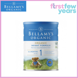 BELLAMY'S (STEP 1) ORGANIC INFANT FORMULA
