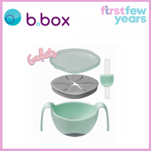 B.BOX Bowl and Straw (6 Colours)