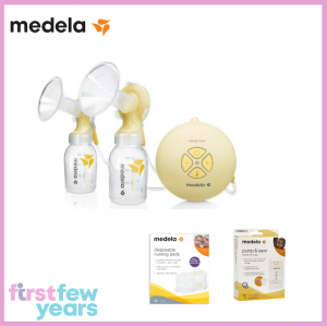 Medela Swing Maxi Breast Pump Bundle Set 2