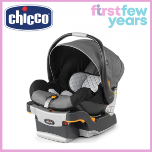 Chicco KeyFit 30 Infant Car Seat with Isofix Base