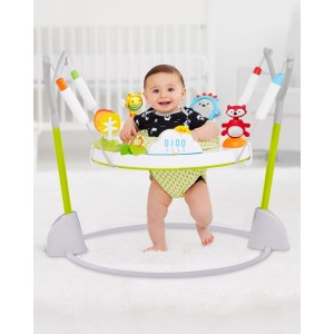 SKIP HOP Jumpscape Fold-Away Activity Jumper