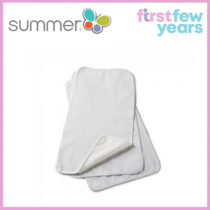 Summer Infant Waterproof Changing Pad Liners (3-pack)
