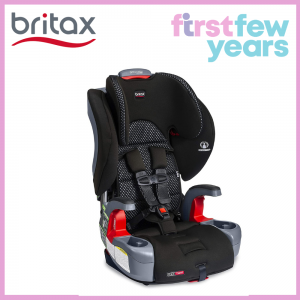 BRITAX GROW WITH YOU CLICKTIGHT-COOLFLOW GREY