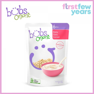 Bubs® Organic Baby Oats Cereal