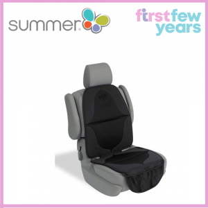 Summer Infant Elite DuoMat Premium 2-in-1 Car Seat Protector