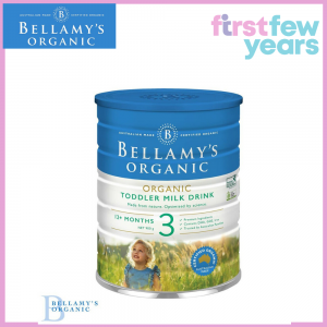 BELLAMY'S (STEP 3) ORGANIC TODDLER MILK DRINK 900G