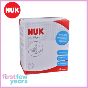 NUK Oral Wipes