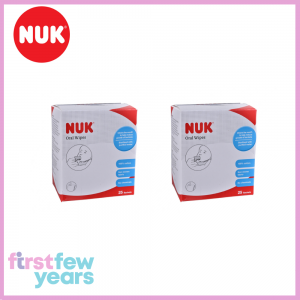 NUK Oral Wipes(2 Packs)