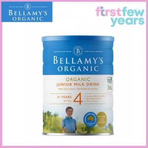 BELLAMY'S (STEP 4) ORGANIC JUNIOR MILK DRINK 900G