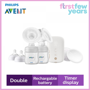 PHILIPS AVENT EUREKA DOUBLE ELECTRIC BREAST PUMP