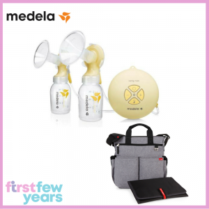 Medela Swing Maxi Breast Pump Bundle Set
