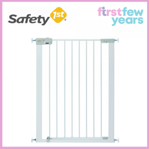 Safety 1st Secure Tech Simply Close Extra Tall Metal Gate