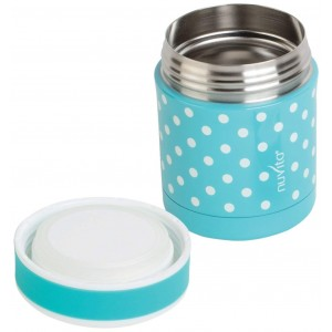NUVITA STAINLESS STEEL THERMAL FOOD CONTAINER
