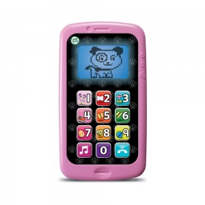 Leap Frog Chat & Count Phone - Violet