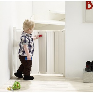 BabyDan Guard Me Retractable Gate(60214)