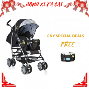 Valco Vee Bee 2 Step In Line Stroller