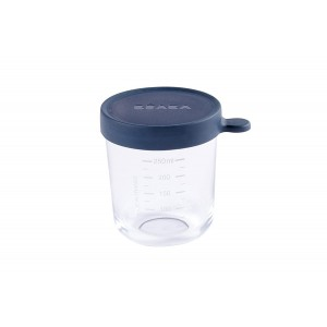 Beaba Conservation Jars In Superior Quality Glass 250ml