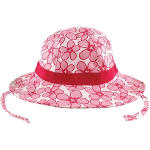 LUVABLE FRIENDS Girls Sun Hat