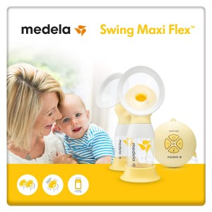 Medela Swing Maxi Flex Double Electric Breastpump(Warranty by Lactaequip)