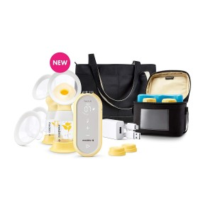 MEDELA FREESTYLE FLEX DOUBLE ELECTRIC BREASTPUMP(Warranty by Lactaequip)