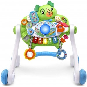Leap Frog Scout's 3-in-1 Get Up and Go Walker, Green